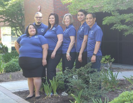 Dr. Paredes and our dental staff